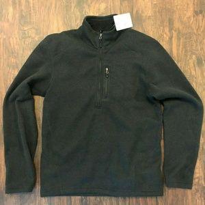 NWT Marmot Mens Drop Line 1/2 Zip Fleece